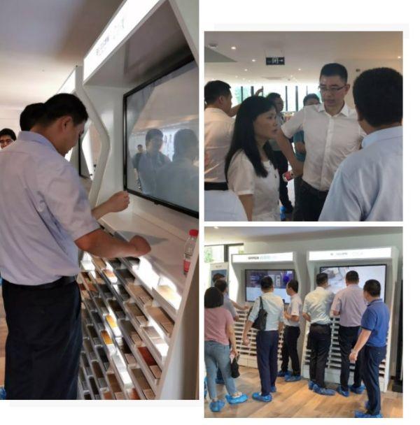 贝尔战略携手欧派家居,共同推动地板行业升级与发展辉县